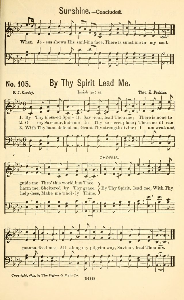 Junior Christian Endeavor Songs page 118