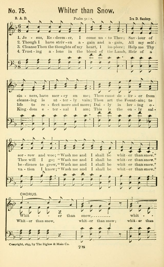 Junior Christian Endeavor Songs page 87