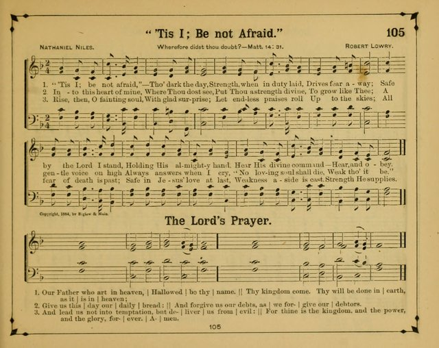 Joyful Lays: a new collection of songs, prepared and adapted for the Sunday School page 110
