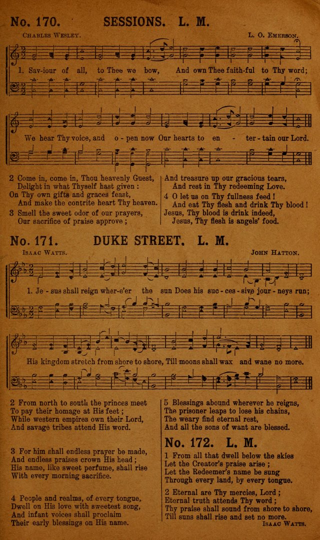 Jewel Songs: suitable for all kinds of religious services page 125
