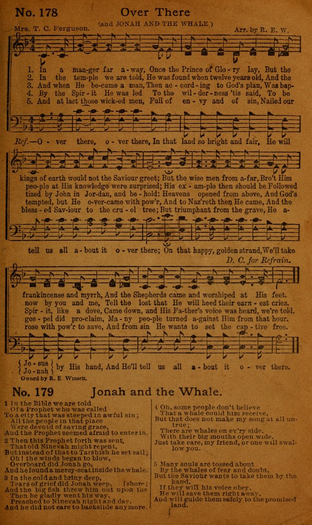 Jewel Songs: suitable for all kinds of religious services page 129