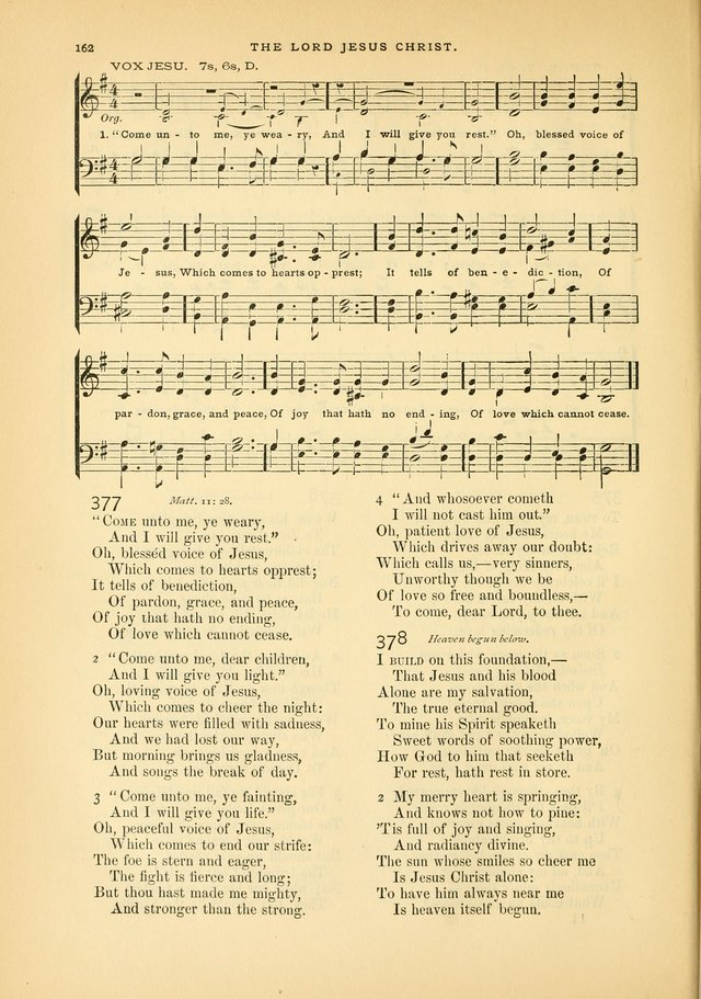 Laudes Domini: a selection of spiritual songs ancient and modern page 162