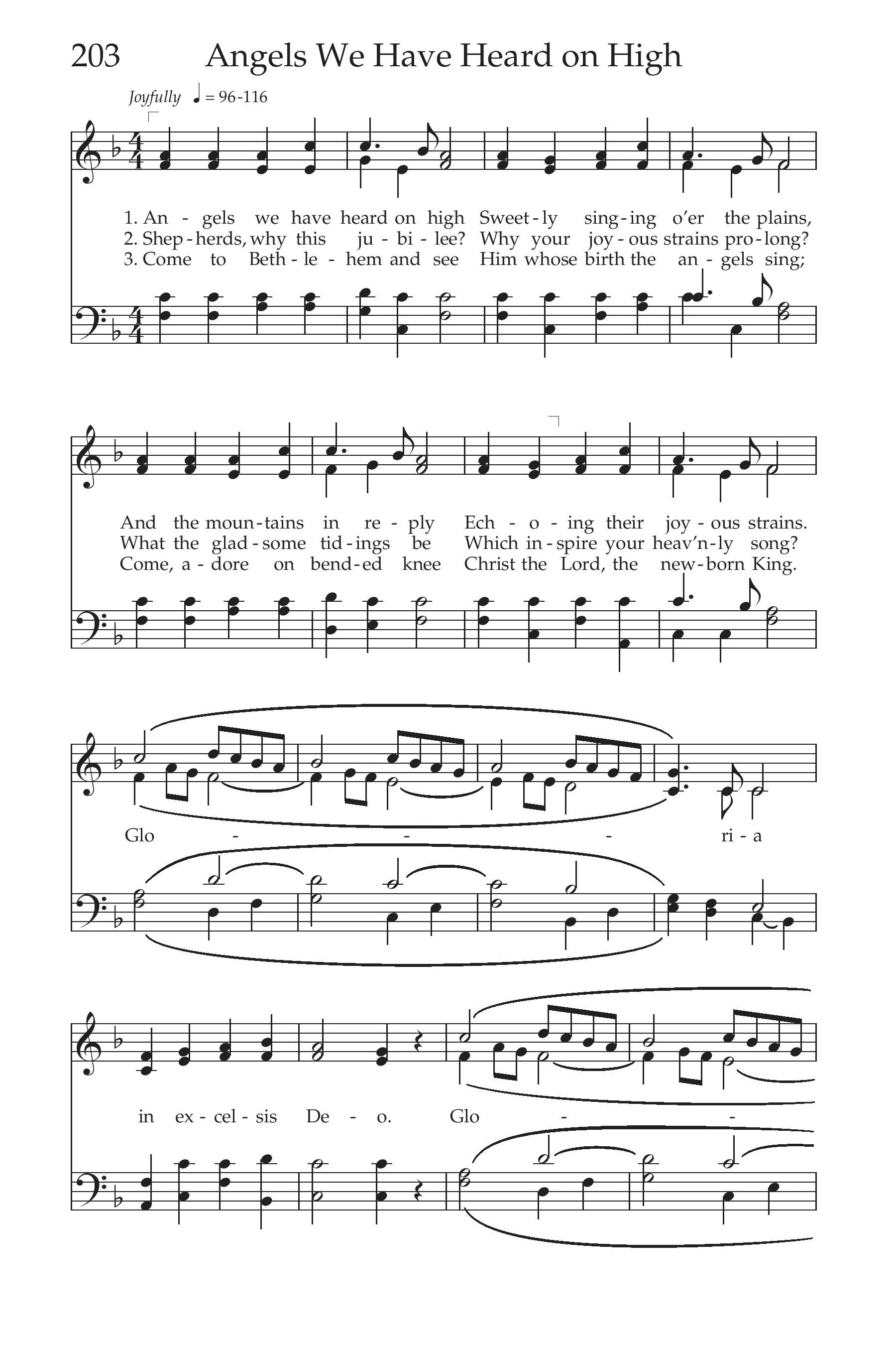 Hymns of the Church of Jesus Christ of Latter-day Saints page 210