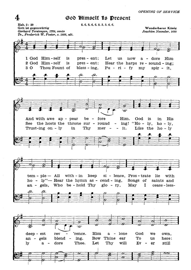 The Lutheran Hymnal page 174