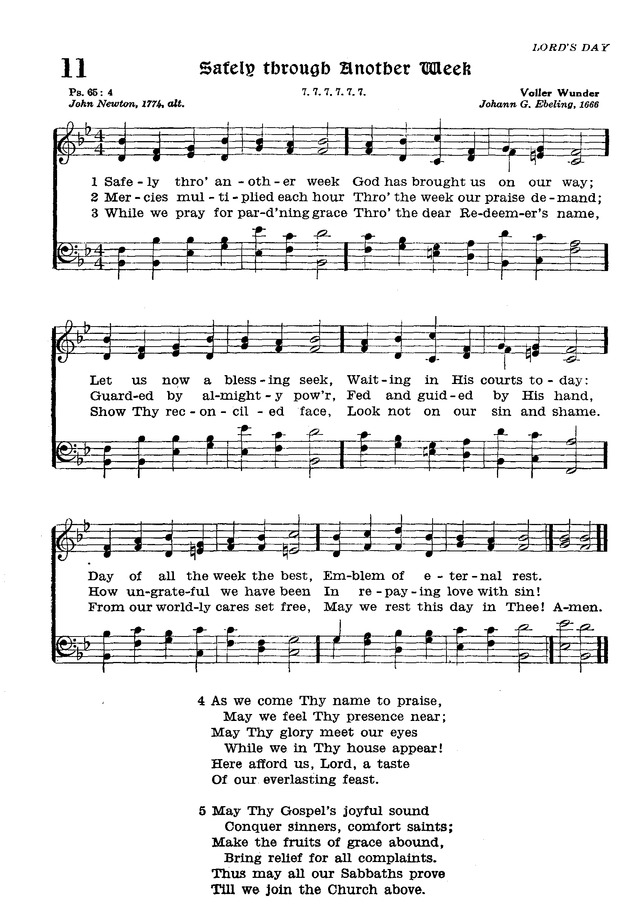 The Lutheran Hymnal page 182