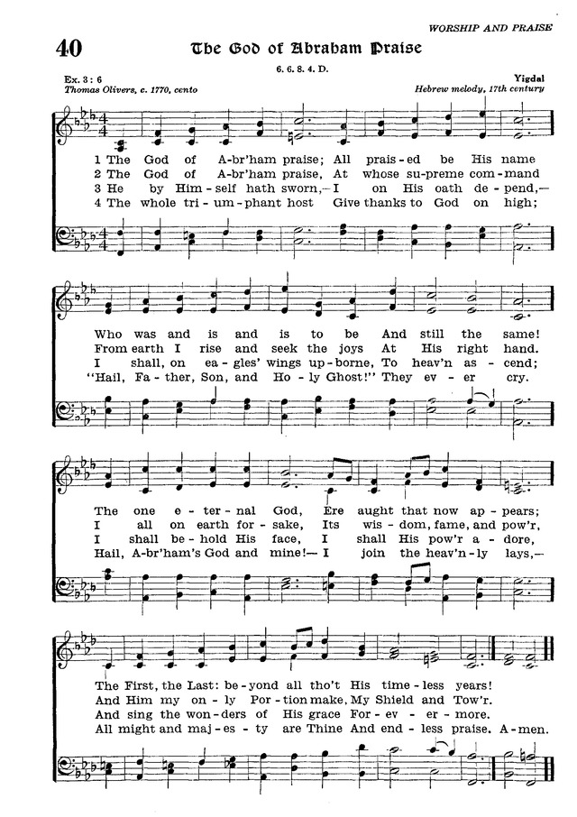 The Lutheran Hymnal page 212