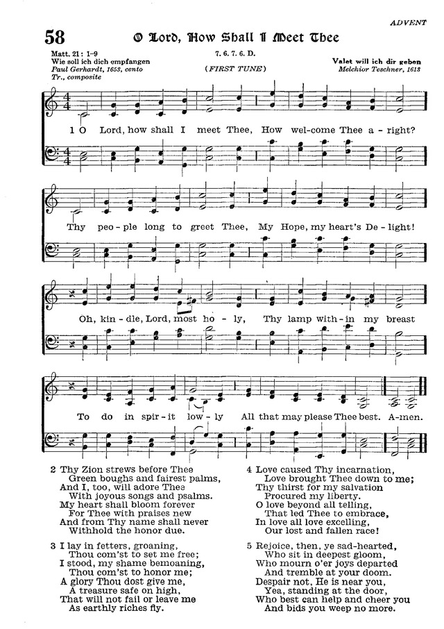 The Lutheran Hymnal page 230