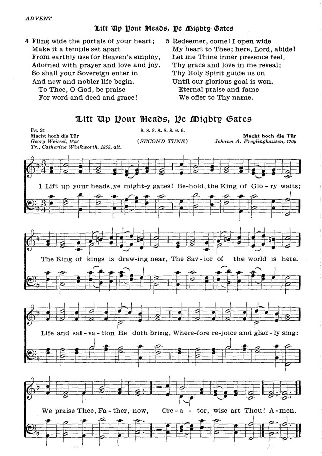 The Lutheran Hymnal page 247
