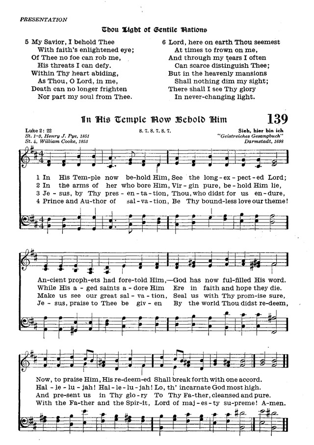 The Lutheran Hymnal page 317