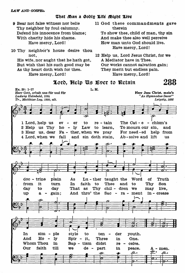 The Lutheran Hymnal page 469