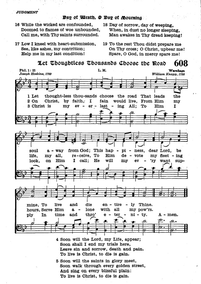 The Lutheran Hymnal page 779