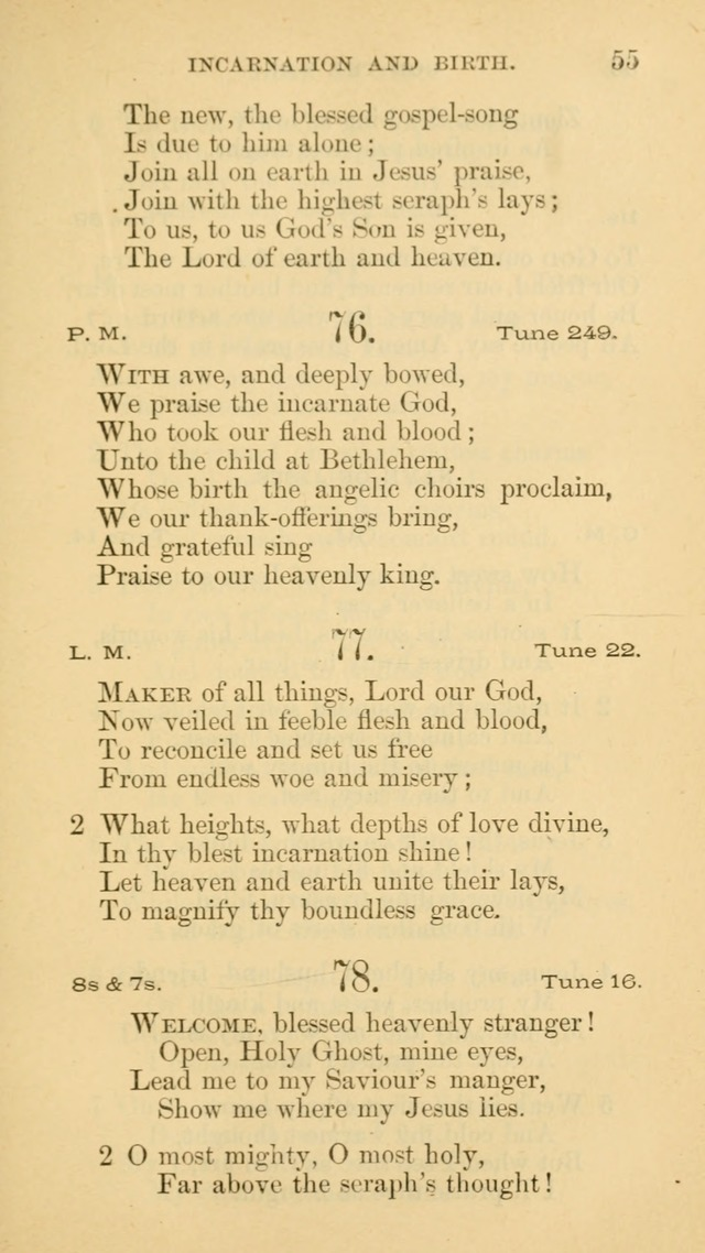 The Liturgy and Hymns of the American Province of the Unitas Fratrum page 131