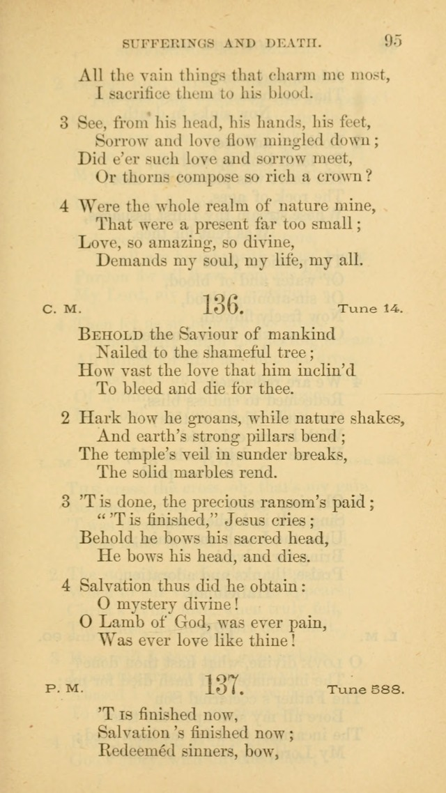 The Liturgy and Hymns of the American Province of the Unitas Fratrum page 171