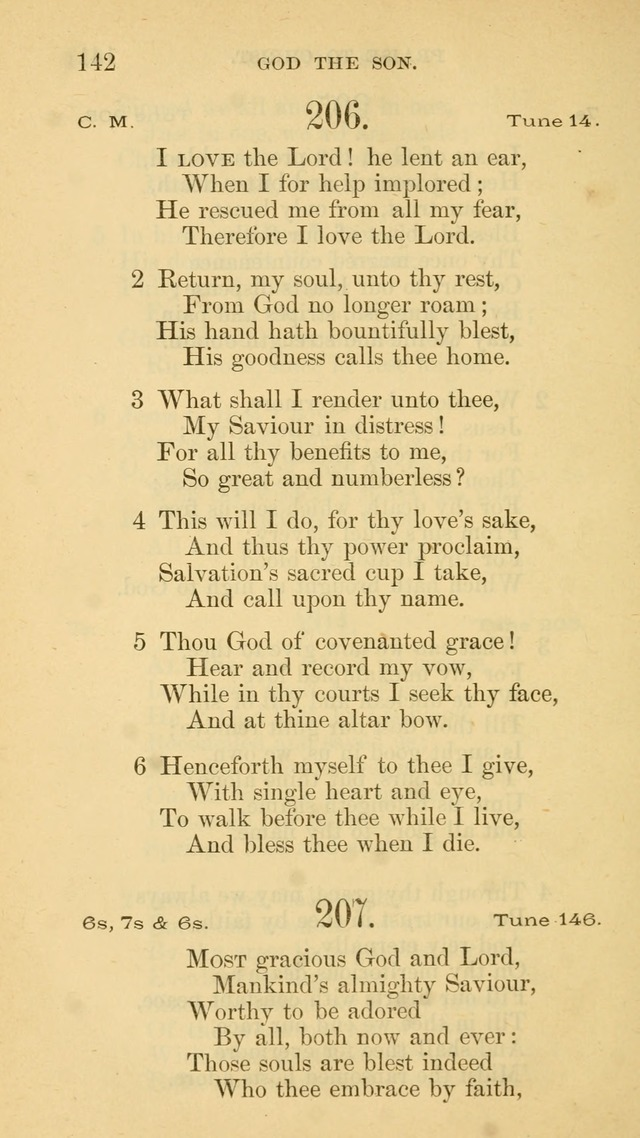 The Liturgy and Hymns of the American Province of the Unitas Fratrum page 218