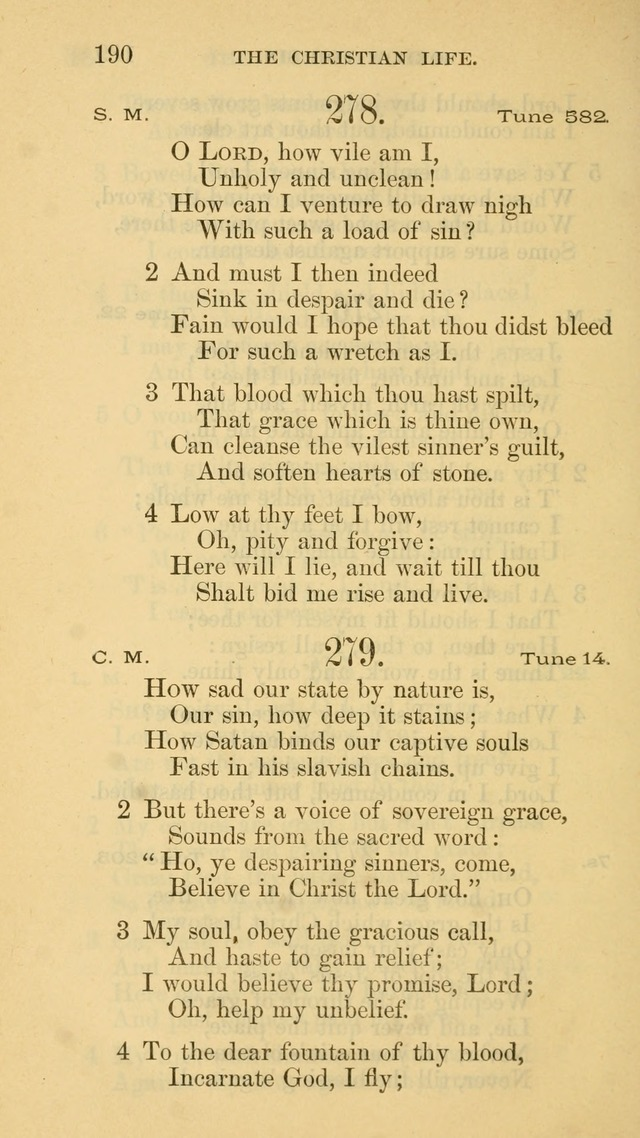 The Liturgy and Hymns of the American Province of the Unitas Fratrum page 266