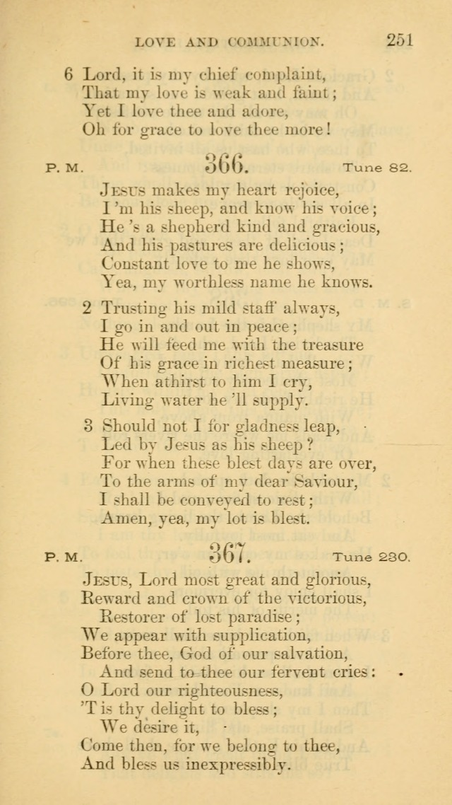 The Liturgy and Hymns of the American Province of the Unitas Fratrum page 329