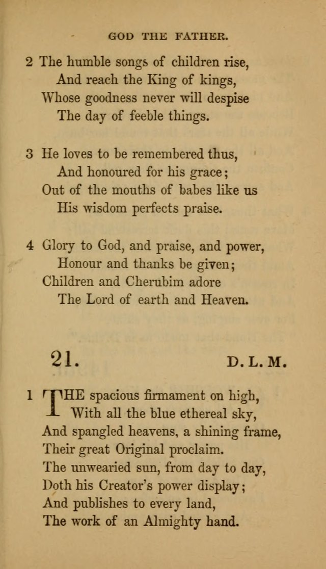 A Liturgy and Hymns for Church Sunday Schools page 38
