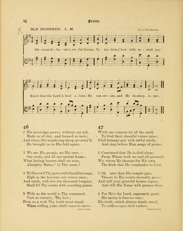 Luther League Hymnal page 47