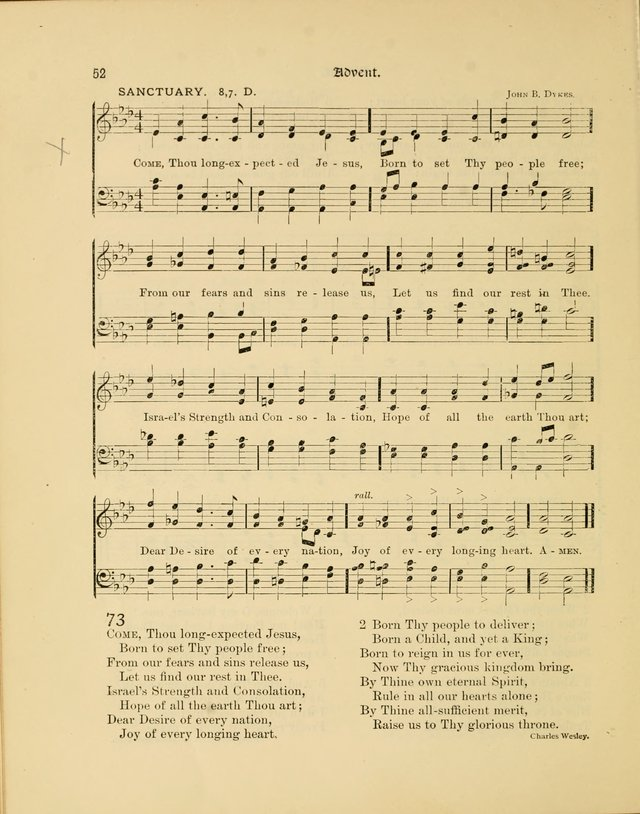 Luther League Hymnal page 67