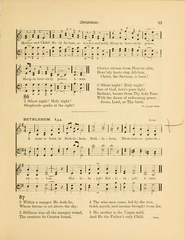 Luther League Hymnal page 78