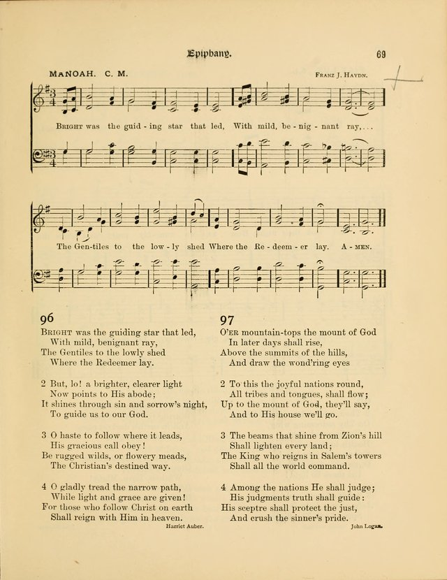 Luther League Hymnal page 84