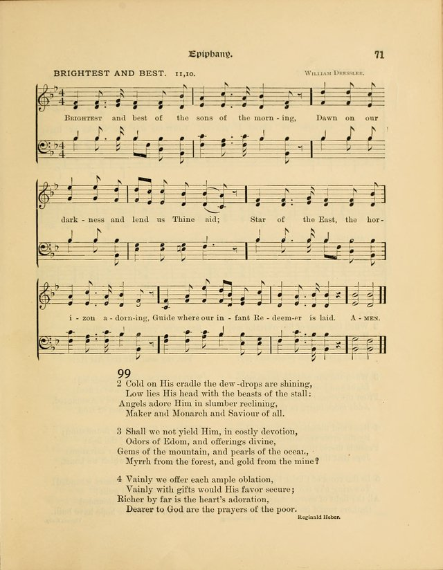 Luther League Hymnal page 86