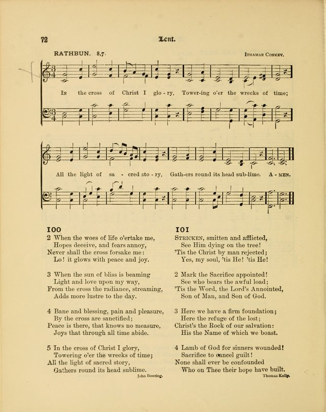 Luther League Hymnal page 87