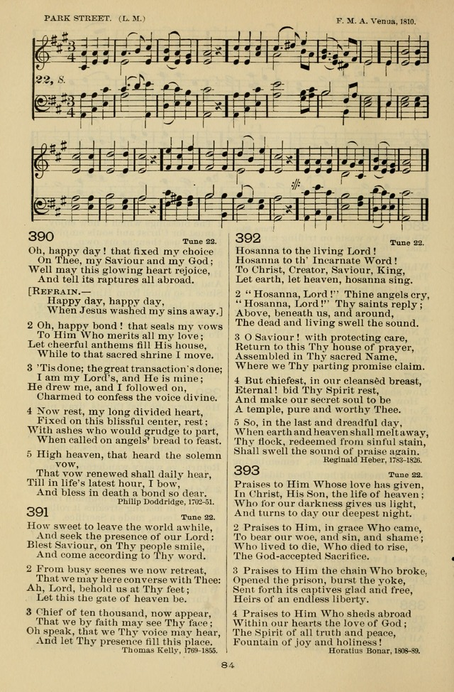 The Liturgy and the Office of Worship and Hymns of the American Province of the Unitas Fratrum, or the Moravian Church page 268