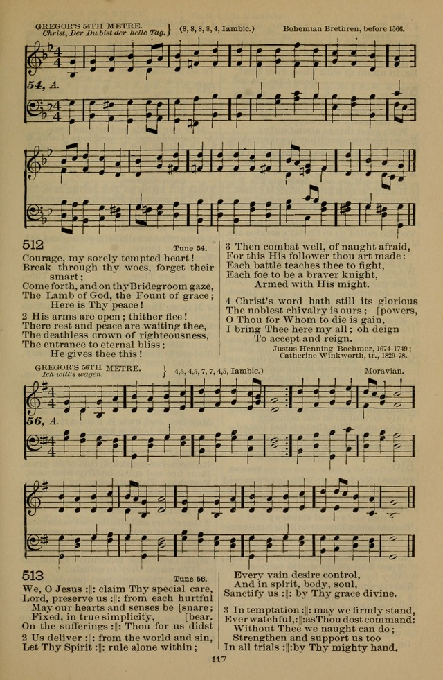 The Liturgy and the Office of Worship and Hymns of the American Province of the Unitas Fratrum, or the Moravian Church page 301