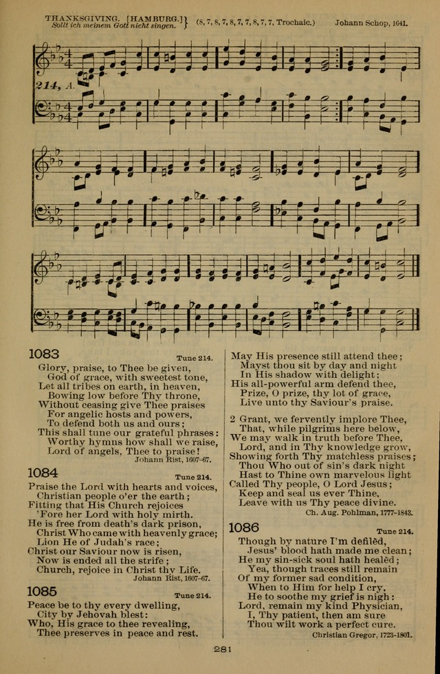 The Liturgy and the Office of Worship and Hymns of the American Province of the Unitas Fratrum, or the Moravian Church page 465