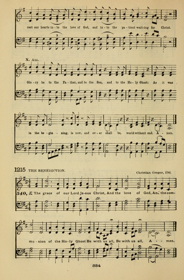 The Liturgy and the Office of Worship and Hymns of the American Province of the Unitas Fratrum, or the Moravian Church page 518