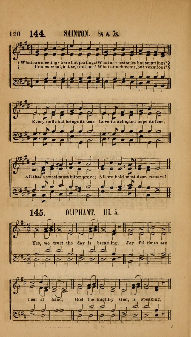 The Lecture-Room Hymn-Book: containing the psalms and hymns of the book of common prayer, together with a choice selection of additional hymns, and an appendix of chants and tunes... page 629