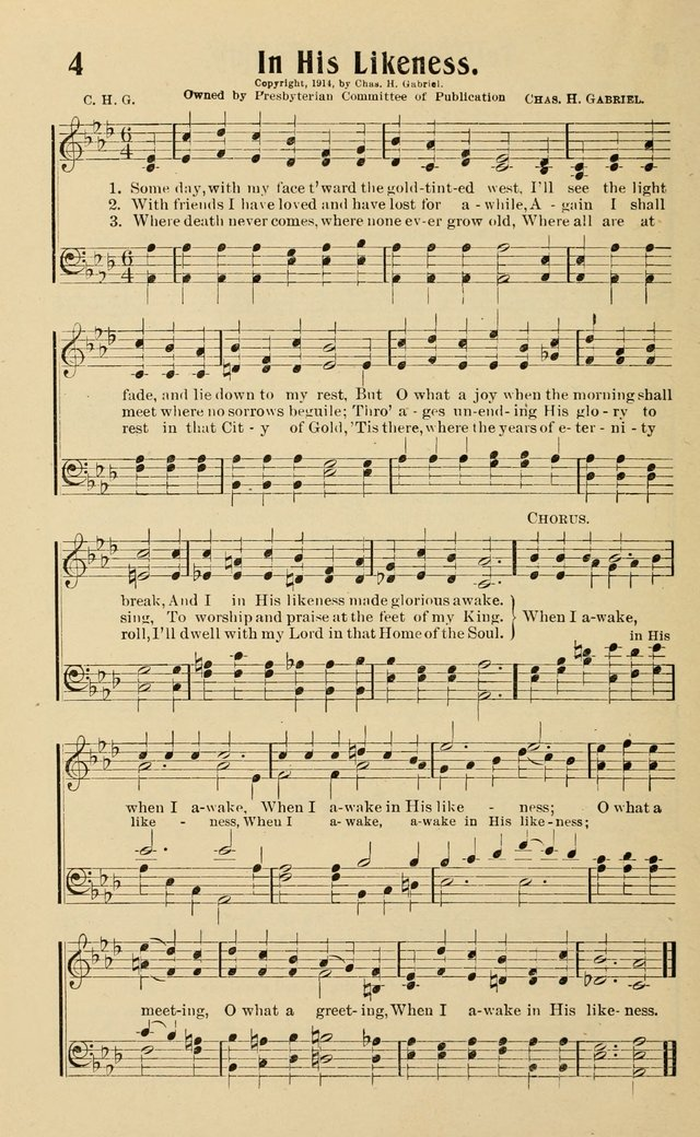 Life and Service Hymns page 5