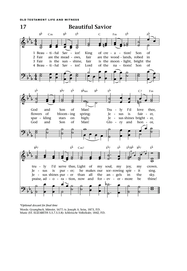 Lift Up Your Hearts: psalms, hymns, and spiritual songs page 24