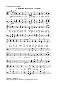 TRUST AND OBEY (Chorus) | Hymnary org