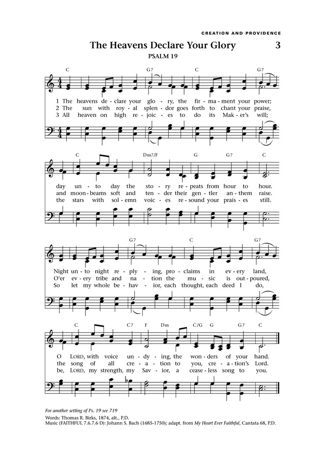 Lift Up Your Hearts: psalms, hymns, and spiritual songs page 5