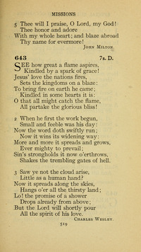 See How Great a Flame Aspires | Hymnary org