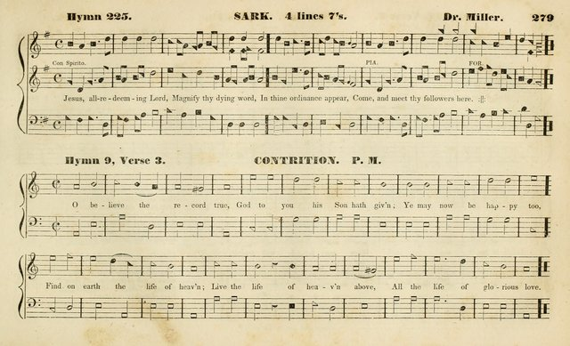The Methodist Harmonist, containing a collection of tunes from the best authors, embracing every variety of metre, and adapted to the worship of the Methodist Episcopal Church. New ed. page 298
