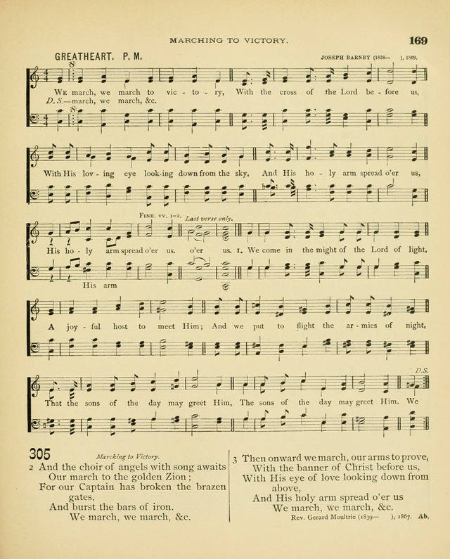 Many Voices; or, Carmina Sanctorum, Evangelistic Edition with Tunes page 156