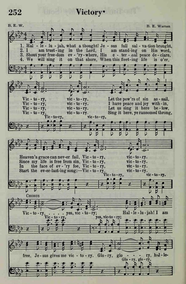 Victory Hymnary