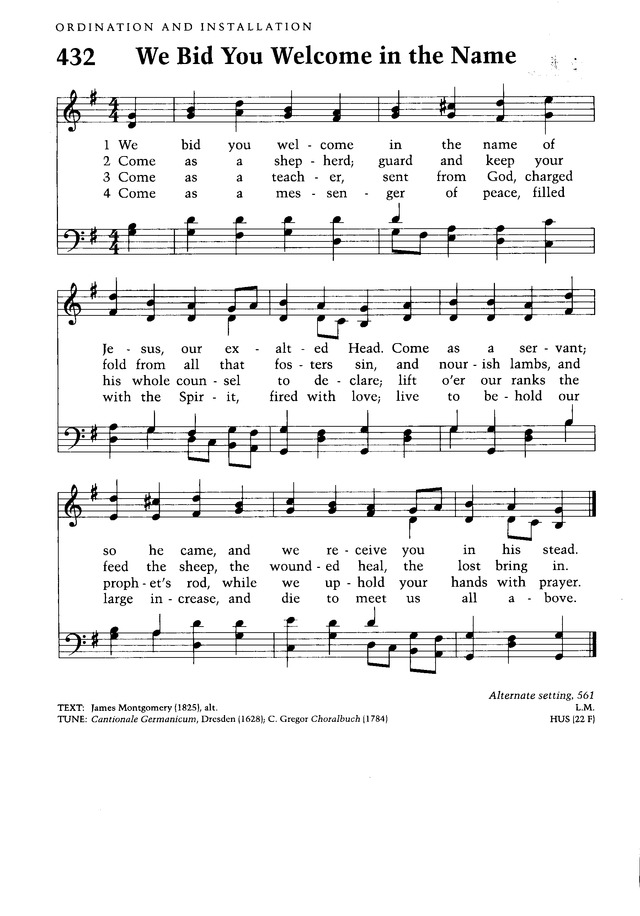 Moravian Book of Worship page 452