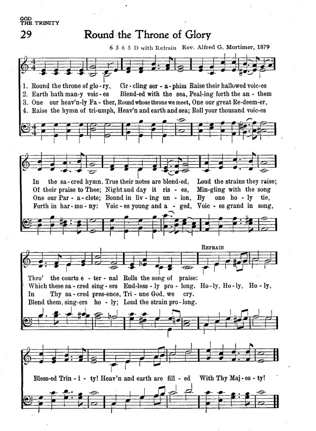 The New Christian Hymnal page 26