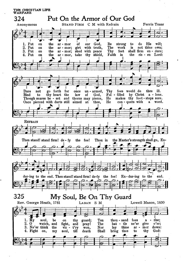 The New Christian Hymnal page 280
