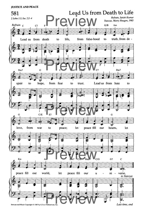 The New Century Hymnal page 685