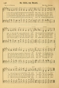 Be still, my heart, thy Savior knows full well | Hymnary org