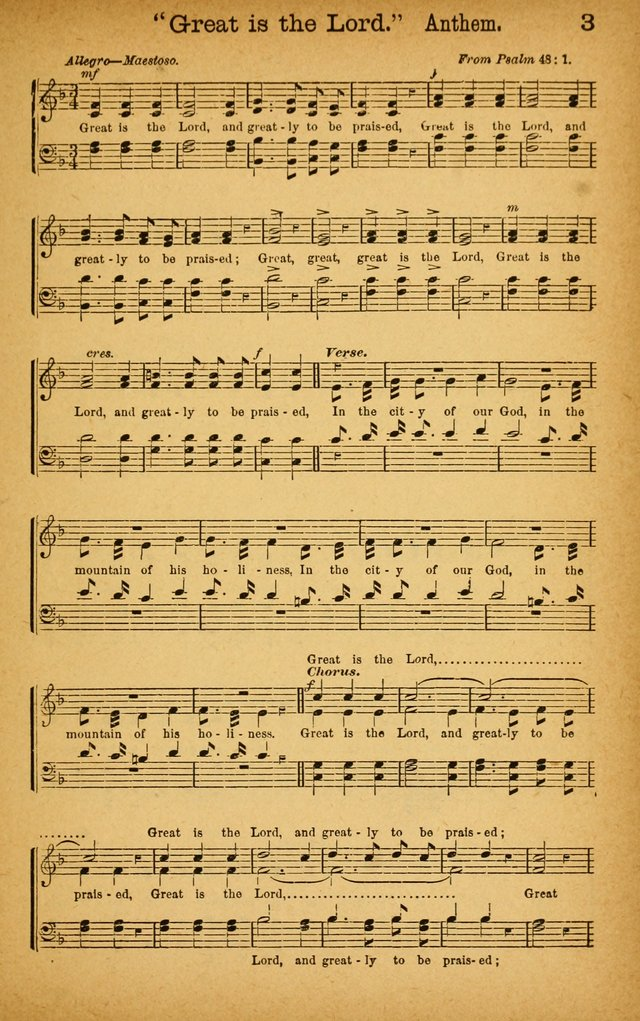New Hymn and Tune Book: an Offering of Praise for the Use of the African M. E. Zion Church of America page 442