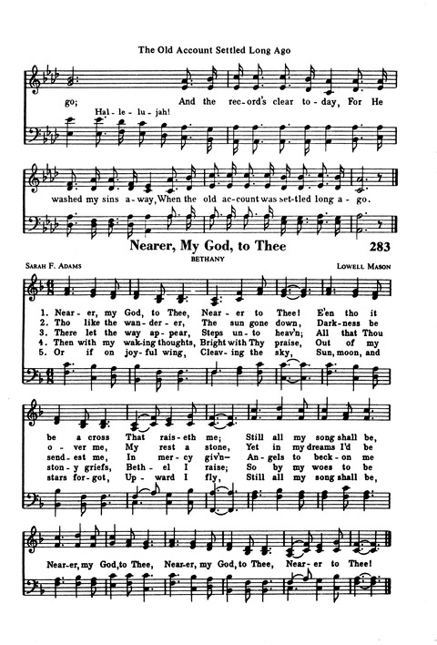 The New National Baptist Hymnal page 269
