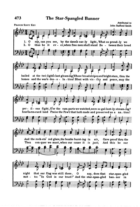The New National Baptist Hymnal page 470