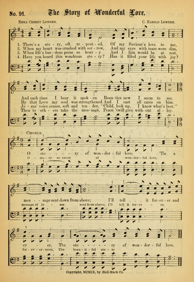 New Songs of the Gospel (Nos. 1, 2, and 3 combined) page 89