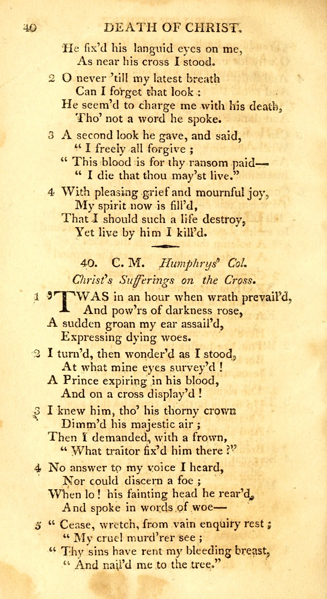 A New Selection of Seven Hundred Evangelical Hymns ... intended as a        Supplement to Dr. Watts